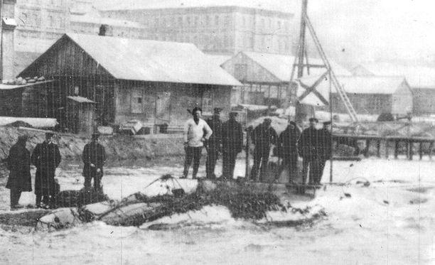 Sukellusvene löytyi hiljattain Ruotsin aluevesiltä.