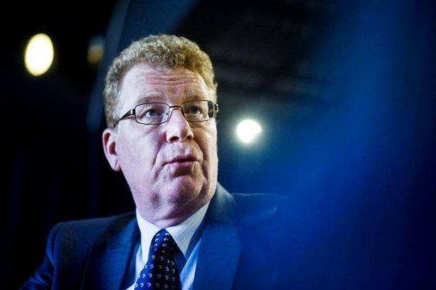 Ruotsalaisyritysten etu Suomeen nähden näkyy, sanoo Pellervon Taloustutkimuksen toimitusjohtaja Pasi Holm.