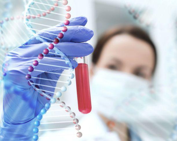 Kun syöpäkasvain kasvaa isommaksi, voidaan veressä usein todeta dna:n mutaatioita.