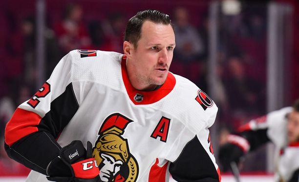 Ottawa Senators kauppasi Dion Phaneufin neljän pelaajan kaupassa Los Angeles Kingsiin.