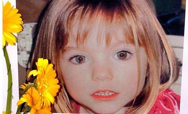 Madeleine McCann on ollut kateissa pian 10 vuotta.