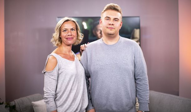 Miia Vatka jututti Iltalehden tämän kauden viimeisessä TIS-studiossa Iiroa.