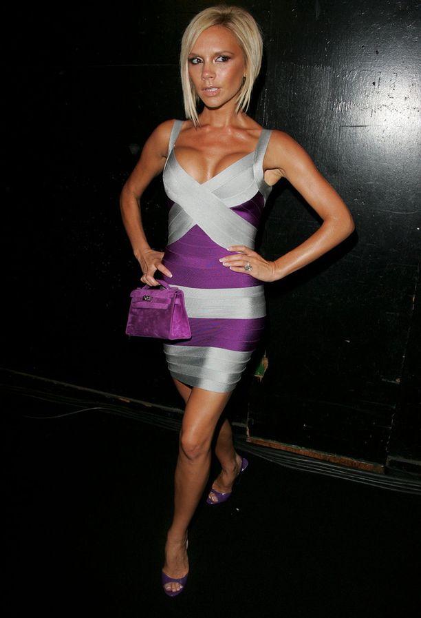 Victoria Beckham vuonna 2007