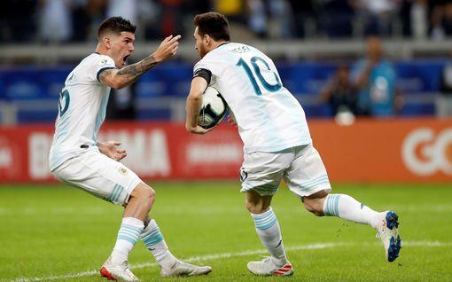 """Voiko jopa Argentiina joutua koville Qatarin kanssa? """"Ei mikään läpihuutojuttu"""""""