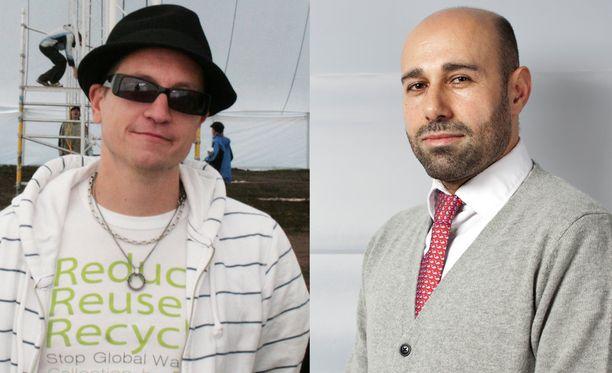 Johannes Alaranta ja Alan Salehzadeh ovat tänään vieraina Sensuroimaton Päivärinta -ohjelmassa.