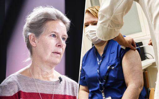THL:n ylilääkäriltä synkkä ennuste – vasta miljoona suomalaista rokotettu kesään mennessä