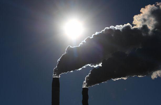 Suomen kasvihuonekaasujen kokonaispäästöt vastasivat 53,1 hiilidioksiditonnia vuonna 2019. Kuvituskuva.