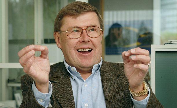 Timo Salonen voitti rallin maailmanmestaruuden vuonna 1985.
