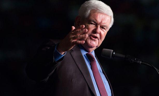 Newt Gingrichia veikataan ulkoministeriksi.