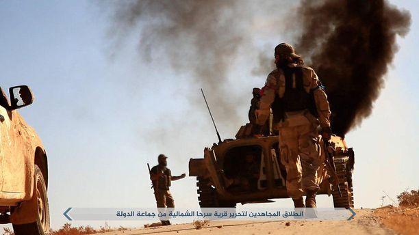 Taistelu Syyriassa jatkuu, mutta kalifaatin imu on kadonnut ja vierastaistelijoiksi haikailevat joutuvat katsomaan toisaalle.