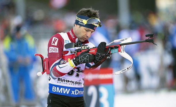 Ole Einar Bjørndalenia ei nähdä Etelä-Korean olympialaisissa.