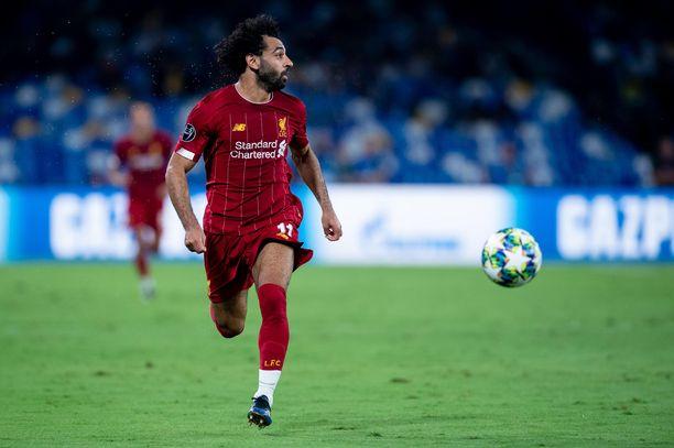 Rankaiseeko Mo Salahin tähdittämä Liverpool-hyökkäys Chelseaa sunnuntaina.
