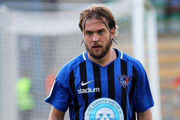 Mika Ojala edusti urallaan pitkään FC Interiä.