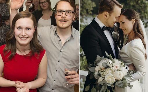 Tällainen on Sanna Marinin ja Markus Räikkösen rakkaustarina: upea matka tamperelaisbaarista pääministerihäihin