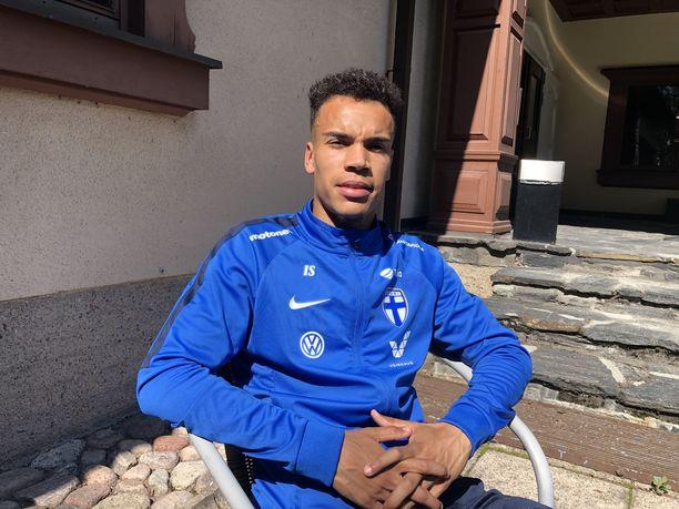 Pyry Soiri valmistautuu Bosnia- ja Liechtenstein-otteluihin.