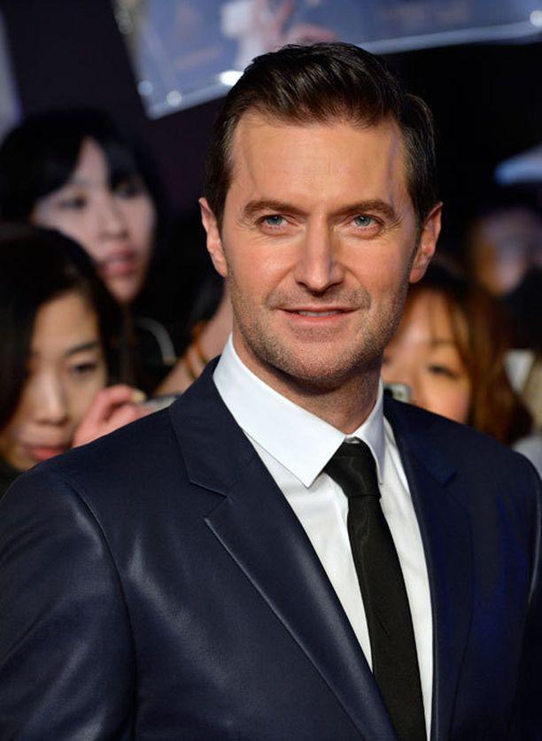 Brittinäyttelijä Richard Armitage tähdittää Louhimiehen tulevaa elokuvaa.