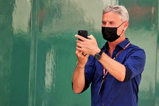 David Coulthard ajoi F1-urallaan Williamsilla, McLarenilla ja Red Bullilla.