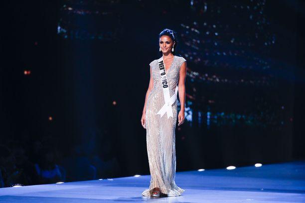 Miss Puerto Ricon, Kiara Ortegan puolesta on lyöty toiseksi eniten vetoa.