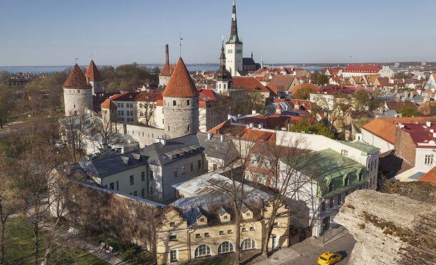 Tallinnan alta löytyy kiinnostava tunneliverkosto.