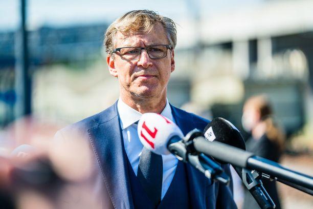 Markku Kanerva sai kehuja osakseen italialaisen Ilpostin artikkelissa.