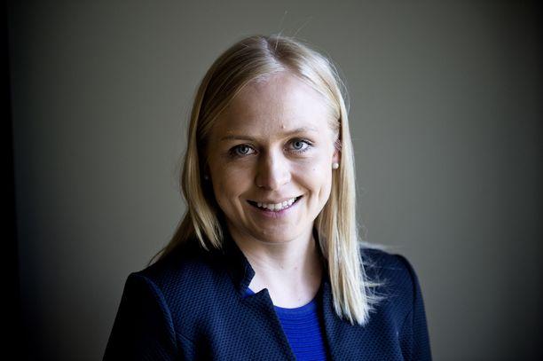 Kokoomuksen kansanedustaja Elina Lepomäki osallistui Yhdysvaltain ulkoasiainministeriön järjestämään johtamisohjelmaan.