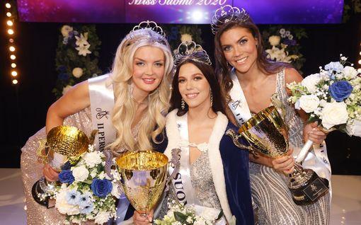 Miss Suomi 2020 valittiin – Viivi Altonen vei voiton