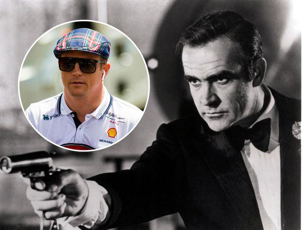 Onko Jäämies varikoiden 007?