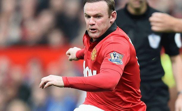 Wayne Rooney luottaa Englannin hyökkäyskalustoon.