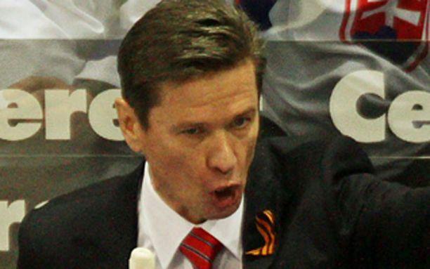 Vjatsheslav Bykovin taktiikka petti.