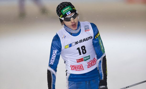 Ilkka Herola nousi yhdistetyn maailmancupin avauksessa palkintopallille.