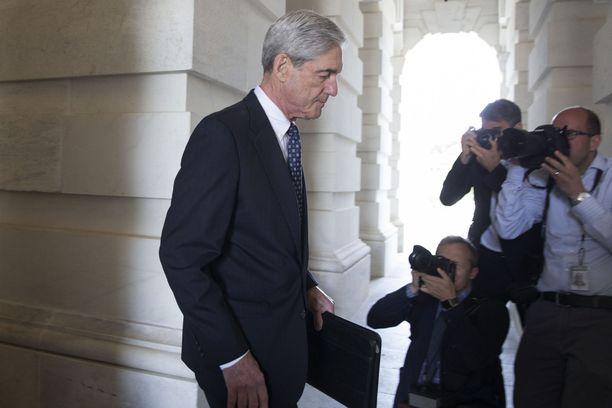 Erikoissyyttäjä Muellerin pari vuotta valmistelema raportti julkaistaan huhtikuussa.
