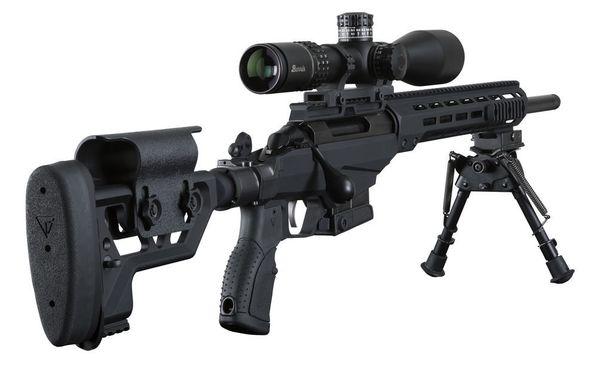 Tikka T3x TAC A1 -kivääri hurmasi amerikkalaiset.