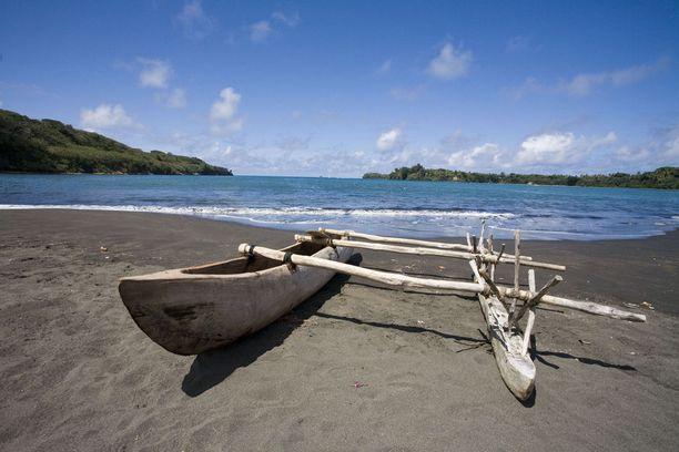 Vanuatulla on perinteitä kannibalismiin.