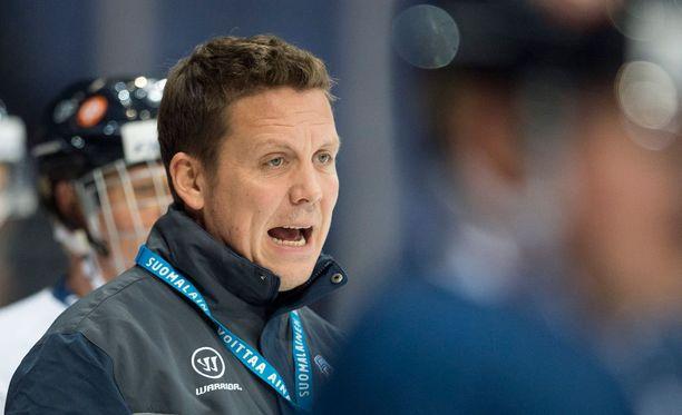 Lauri Marjamäen Leijonat hävisi Tshekin turnausavauksen.