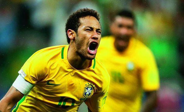 Brasilia tarvitsee Neymarin, ja tunne on voimakkaasti molemminpuolinen.