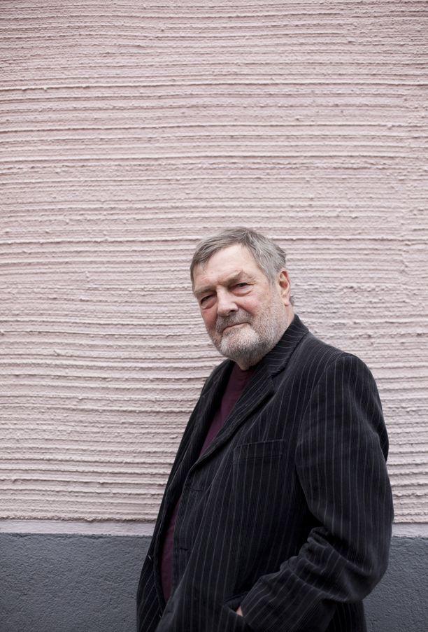 Claes Andersson ikuistettuna kuvaan vuonna 2011.