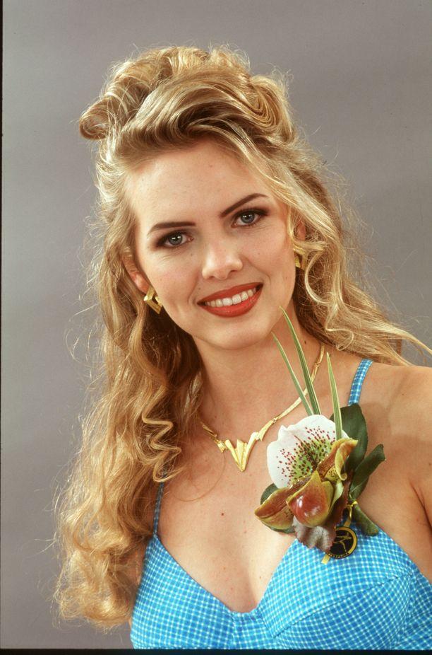 Anu Pekkarinen ei sijoittunut Miss Suomi -kilpailussa kärkeen, mutta Miss Hawaiian Tropic -kilpailun voitto takasi näkyyttä.