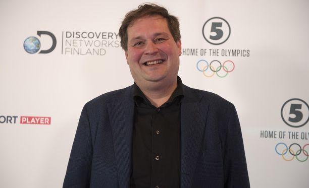 Jethro Rostedt onnistui laihduttamaan 20 kiloa puolentoista vuoden aikana napostelemista vähentämällä ja kävelylenkkejä tehden.