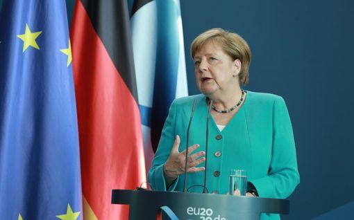 Pääkirjoitus: Merkelillä on kiire saada EU:hun ryhtiä, muuten koronatoipumisesta tulee Suomellekin myrkkyä