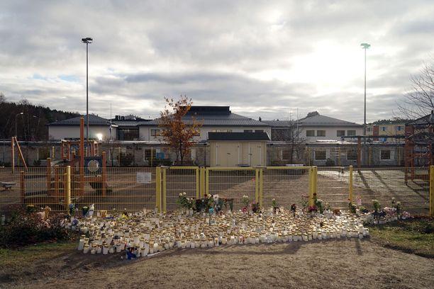 Puukotus tapahtui Porvoon lyseon leikkipuistossa maanantaiaamuna.