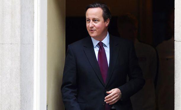 Britannian pääministeri David Cameron on luottavainen, että parlamentti hyväksyy ilmaiskut.