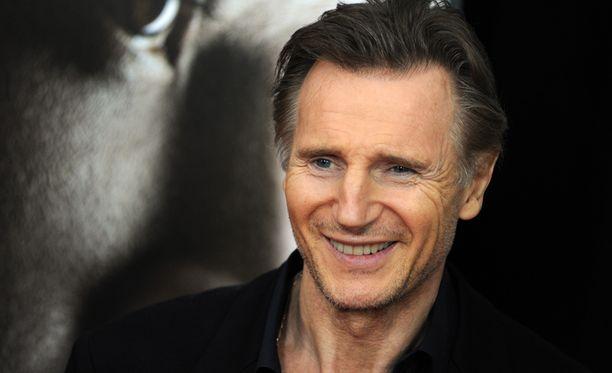 Liam Neeson nähdään Martin Scorsesen uudessa elokuvassa Silence.