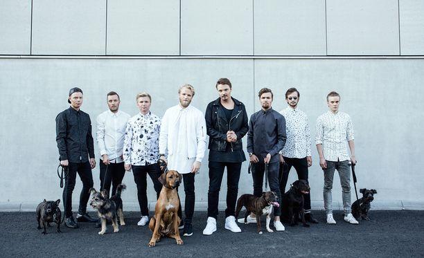 Roope Salminen & Koirat ja koirat.