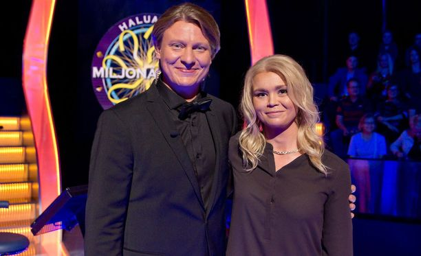 Johanna Laine tavoittelee miljoonan euron voittopottia myös ensi viikolla.