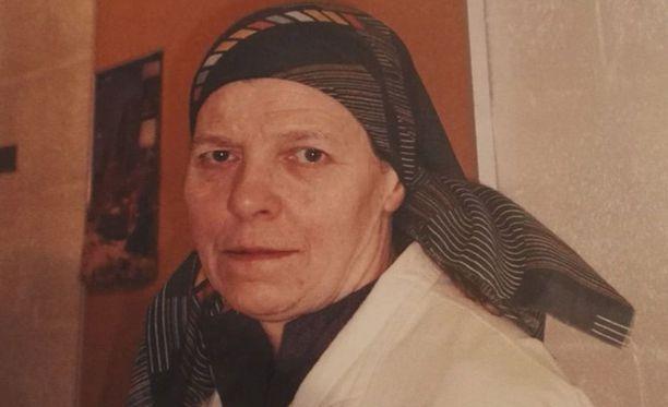 Nunna Elisabetin katoamisesta tulee kesällä kuluneeksi kaksi vuotta.