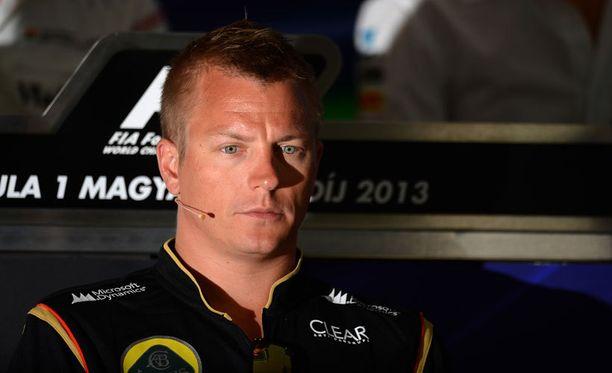 Kimi Räikkönen ei ole tehnyt vielä tallivalintaansa.
