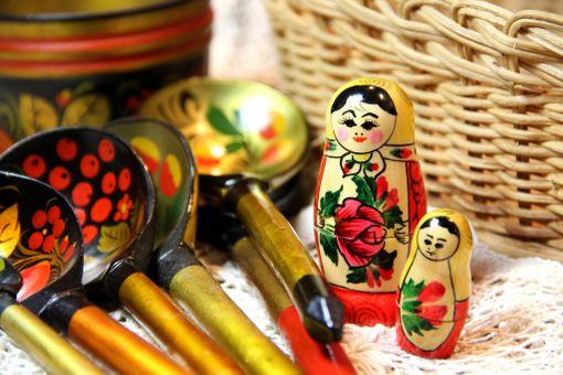 Venäläistyyliset kauhat löytyvät monista kodeista ja erityisesti kirpputoreilta. Maatuskalta vain harva välttynyt.