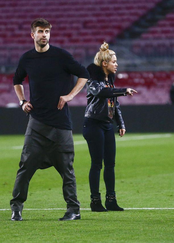 Muusikko on naimisissa jalkapalloilija Gerard Piquén kanssa.