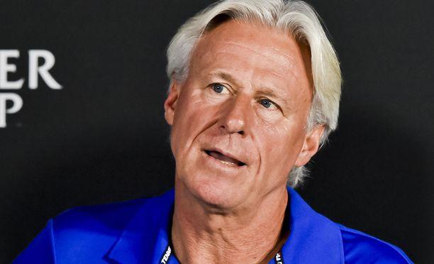 Björn Borg lopetti tennisuransa jo 26-vuotiaana, mutta ehti siihen mennessä voittaa 11 Grand Slamia.