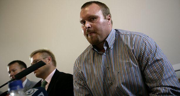 Ville Tiisanoja kertoi dopinginkäytöstään 30. elokuuta pidetyssä Urheiluliiton tiedotustilaisuudessa.